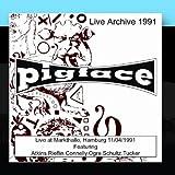 Live at Markthalle, Hamburg 11/04/1991
