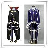 高品質 コスプレ衣装   コードギアス反逆のルルーシュR2  ゼロ   オーダーサイズ可能
