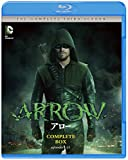 ARROW/アロー<サード> コンプリート・セット(4枚組) [Blu-ray]