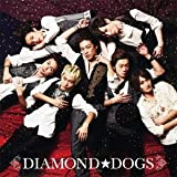 ひらり、Ageha [Fantastic L.H. Mix]♪DIAMOND☆DOGSのCDジャケット