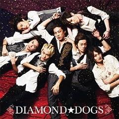 噂の男たち 〜D☆D〜[an encore]♪DIAMOND☆DOGSのCDジャケット