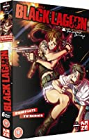 Black Lagoon The Second Barrage 輸入盤