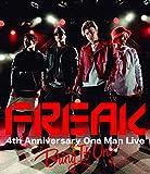 FREAK 4th Anniversary One Man Live BRING IT ON [Blu-ray]