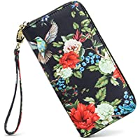 LOVESHE Women's New Design Bohemian Style Purse Clutch Bag Card Holder New Fashion