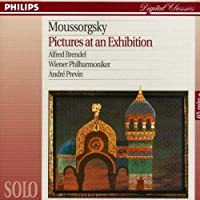 Pictures at an Exhibition by BRENDEL / VIENNA PHIL ORCH / PREVIN (2008-09-16)