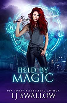 Held by Magic (The Demon's Covenant Book 1) by [Swallow, LJ]
