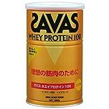 (ザバス) SAVAS ホエイプロテイン100 ココア スタンダード . .