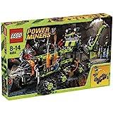 レゴ (LEGO) パワー・マイナーズ 変形移動基地 8964