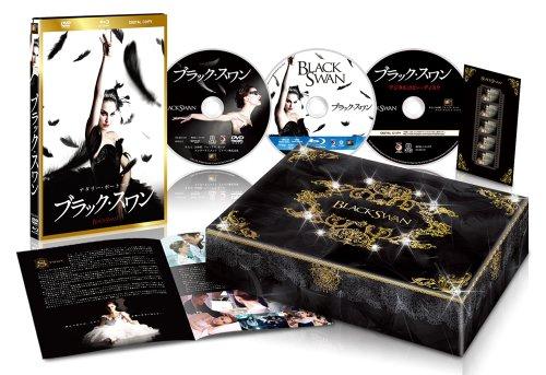 ブラック・スワン (デラックスBOX) [DVD]の詳細を見る