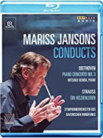 Jansons Conducts Beethoven & Strauss [Blu-ray] [Import]