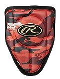 Rawlings(ローリングス) エルボーガード EAC8F11 レッドオレンジ 縦22×横21.5cm