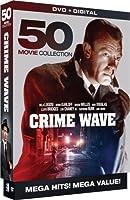 Crime Wave: 50 Movie Megapack [DVD] [Import]