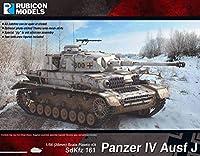 ルビコンモデル 1/56 ドイツ軍 4号戦車 J型 プラモデル RB0078
