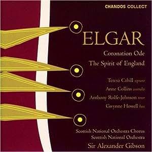 Coronation Ode Op 44 / Spirit of England
