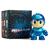 Best キッドロボットKidrobots - [キッドロボット]Kidrobot Mega Man Metallic Blue Bomber 3 Vinyl Review