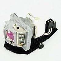For bl-fp240C SP。8tu01gc01互換プロジェクターランプハウジング付き交換for OPTOMA w306st x306st by MOGOBE
