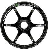 [ホイールのみ単品4本セット]YOKOHAMA WHEEL / ADVAN Racing RGⅢ (RGB) 18インチ×7.5J PCD:100 穴数:5 インセット:50