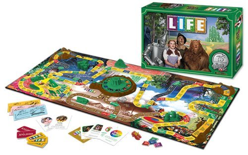 The Game of Life The Wizard of Oz Edition【直輸入品】