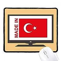 トルコ国の愛で マウスパッド・ノンスリップゴムパッドのゲーム事務所