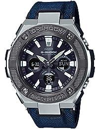 [カシオ]CASIO 腕時計 G-SHOCK ジーショック G-STEEL 電波ソーラー GST-W330AC-2AJF メンズ