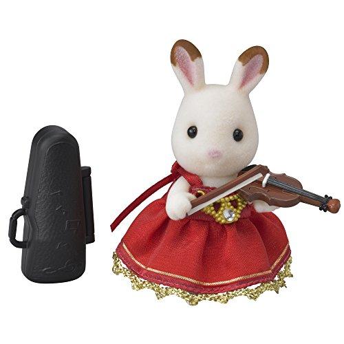 シルバニアファミリー タウンシリーズ 街の音楽会セット―バイオリン―