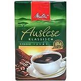 Melitta Auslese Original German Roast Ground Coffee 500g (Pack of 2)