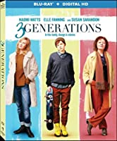 3 Generations [Blu-ray] [Import]