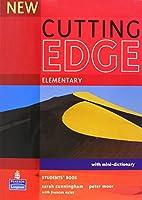 NEW CUTTING EDGE ELEMENTARY: STUDENT BOOK+ROM+MINIDICTIONARY