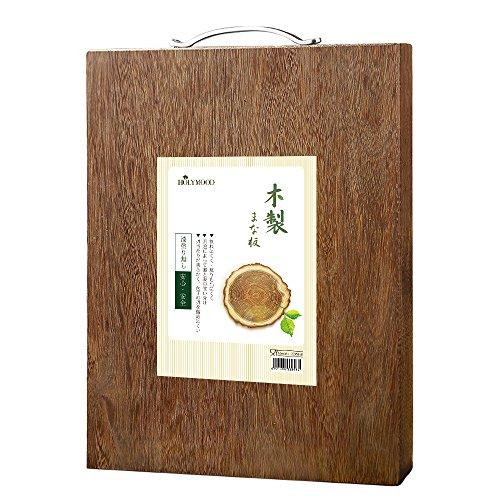 HOLYMOOD木製まな板 両面使える 抗菌マナイタ 調理用品 調理器具 38×28