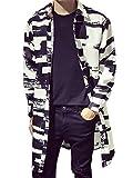 (ネルロッソ) NERLosso メンズ コート ロング ショート メンズコート カジュアル ダウン ビジネス L cmh2435