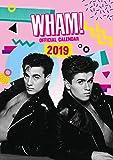 Wham Official 2019 Calendar - A3 Wall Calendar Format