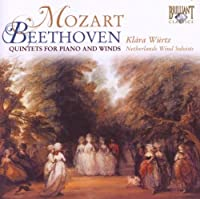 Mozart; Beethoven - Quintets for Piano & Winds
