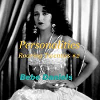 Roaring Twenties Personalities #2 CD030B