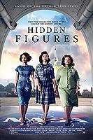 """ポスターUSA–Hidden Figures映画ポスター光沢仕上げ–fil117 16"""" x 24"""" (41cm x 61cm)"""