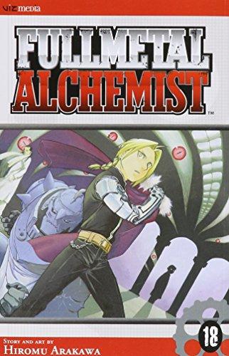 Fullmetal Alchemist, Vol. 18 (18)