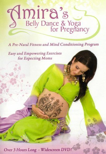 Amira's Belly Dance & Yoga For Pregnancy Prenatal Exercise by Amira