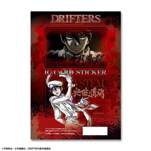 ドリフターズ ICカードステッカー デザイン04 ( 安倍晴明 )の詳細を見る