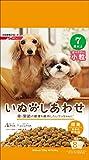 いぬのしあわせ 小型犬用 7歳からの高齢犬用 2.6kg(小分け8パック入/袋)