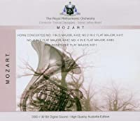 Mozart: Horn Concertos Nos. 1, 2, 3 & 4 [Germany] by Bryant