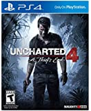 Uncharted 4: A Thief's End (輸入版:北米)