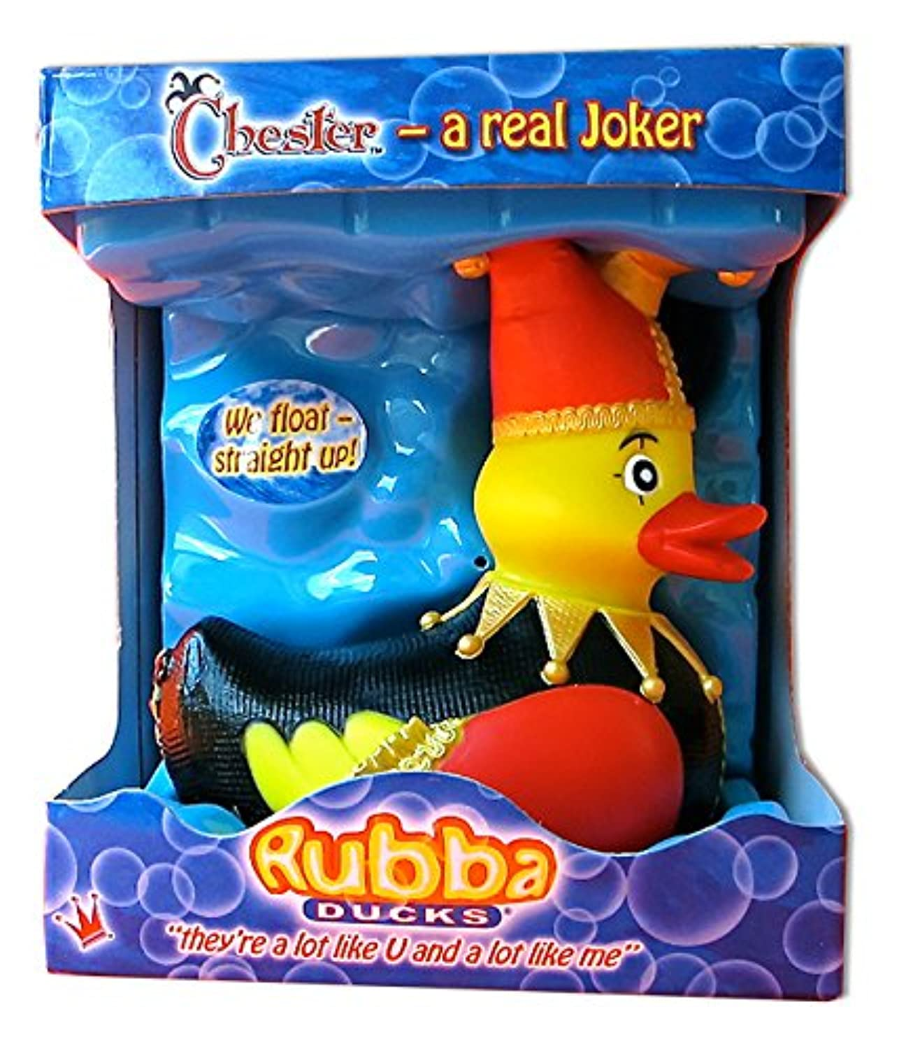 Rubbaducks Chester Gift Box by Rubba Ducks