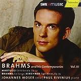 Brahms: The Piano Concertos Nos. 1 in D Minor, op. 15 & 2 in B Flat Major, op. 83 by Rudolf Buchbinder (2011-03-08)