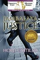 Jambalaya Justice (Crescent City Mystery)