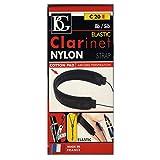 BG NYLON ELASTIC(ナイロン エラスティック) ストラップ Bb/Sib クラリネット C20E