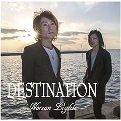 Norzan Lights「Dreams」のCDジャケット