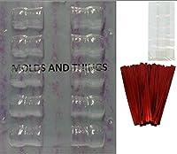 3- Dシャンパンコルク©成形Instruction + 50のセットパッケージキット