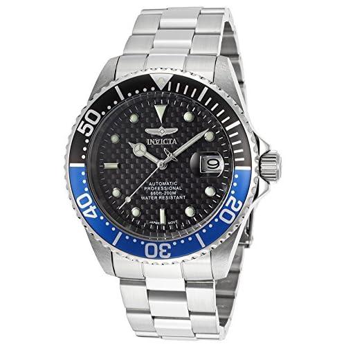 [インビクタ]Invicta 腕時計 15584 Pro Diver Auto Stainless Steel Black Carbon Fiber Dial メンズ [並行輸入品]