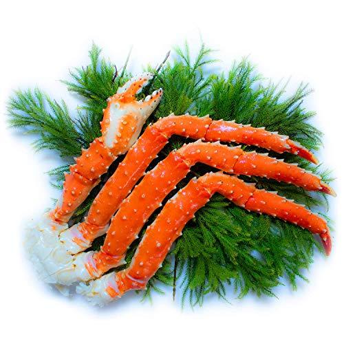 タラバガニ 脚 右肩 天然 ボイル たらば蟹 足 特大 蟹 かに 良品選別済 (2kg:1kg×2肩)