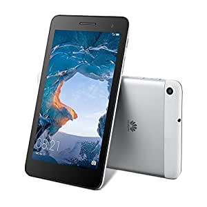 Huawei 7インチ タブレット MediaPad T1 7.0 シルバー ※LTEモデル RAM 1G/ROM 8G【日本正規代理店品】
