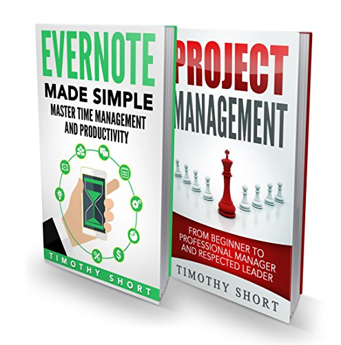 Productivity: 2 Manuscripts: Evernote + Project Management  (Productivity  Book 1) (English Edition)の詳細を見る